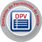 Demande de permission de voirie
