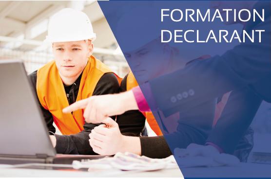 FORMATIONS DICT DECLARANT