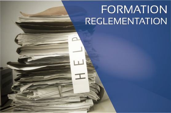FORMATIONS DICT REGLEMENTATION