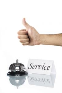 Délégation de service DICT