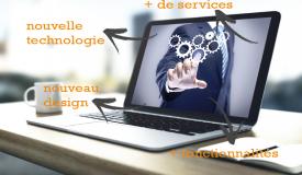 DICTservices.fr nouvelle version
